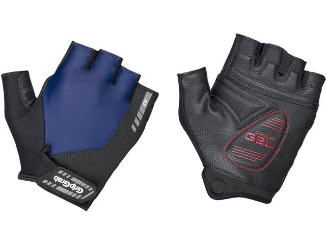 GripGrab ProGel Short Finger Padded Gloves navy